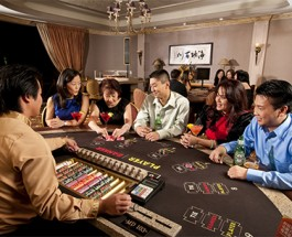 Baccarat Changes the Game in Macau