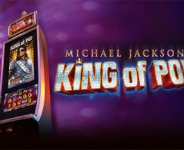 Bally to Launch Second Michael Jackson Slots Machine