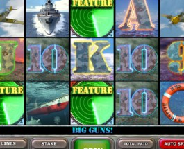 Battle of the Atlantic Video Slots at Betfair Casino Offers £92K