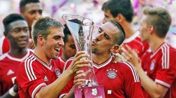 Bayern Munich Win Telekom Cup Final
