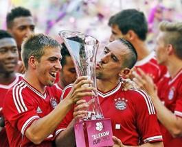 Bayern Munich Win Telekom Cup Final