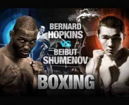Beibut Shumenov vs Bernard Hopkins – Match Preview