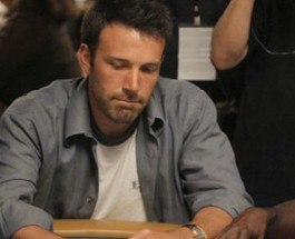 Ben Affleck Banned for Card Counting in Las Vegas