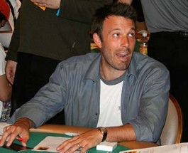 Ben Affleck Plays Blackjack in Detroit after Las Vegas Ban
