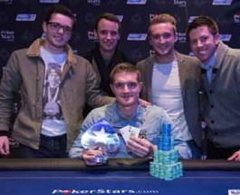 Ben Mayhew Claims Victory at UKIPT Nottingham 6-max Main Event
