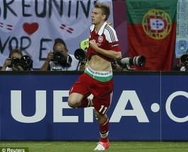 Bendtner punished by UEFA for ambush marketing