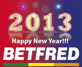 Bet on the First Major Event of 2013