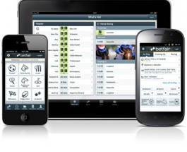BetFair Boosted by Euro 2012 and Mobile Betting