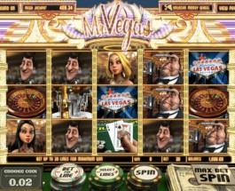 BetSoft Launch Mr Vegas for Mobile Platform