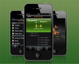 Betsson Releases First Mobile Social Sports App