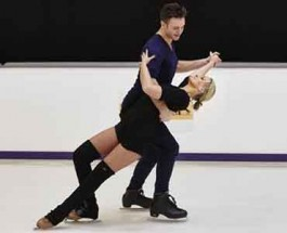 Betting on Dancing on Ice