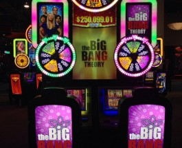 Aristocrat to Make Waves With The Big Bang Theory Slot Release