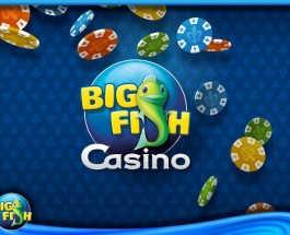 Big Fish Launch First Real Money Gambling App