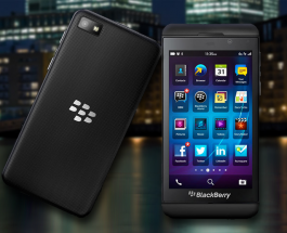 BlackBerry Launches BB10 OS Devices