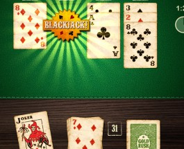 Try a Blackjack Variant with Silverstreams' Blackjack Solitaire