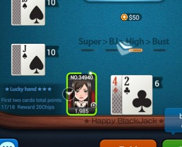 ZB Game's Happy Blackjack Is Sure to Make You Smile