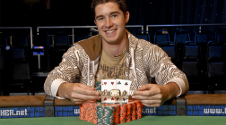 Blair Hinkle wins WSOP Circuit Event for Second Time