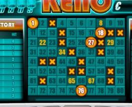 Unibet Casino Bonus Keno Progressive Jackpot Approaches €108K
