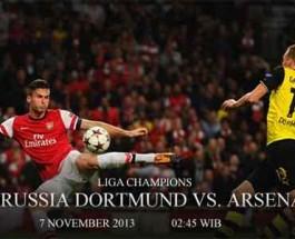 Borussia Dortmund vs. Arsenal Champions League Betting Preview