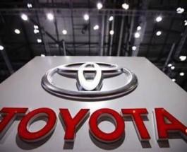 Toyota Share Price Down Despite Record Profits