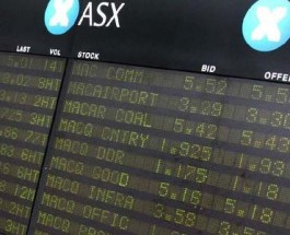 ASX Gains But Held Back by China Factory Activity