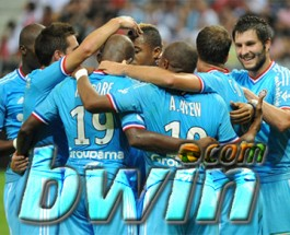 Bwin.party Sign Sponsorship Deal with Olympique de Marseille