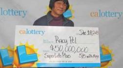 Californian Man Buys Two Winning Lottery Tickets