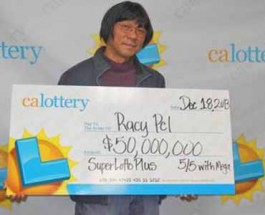 Californian Man Buys Two Winning Lottery Tickets