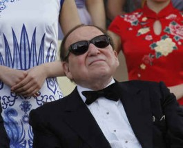 Casino Billionaire Adelson Meets Toronto Mayor