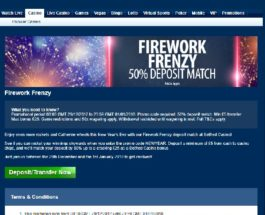 Get A New Year's Bonus at BetFred Casino Today