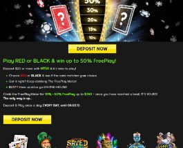 888 Casino Launches a Free Play Meter