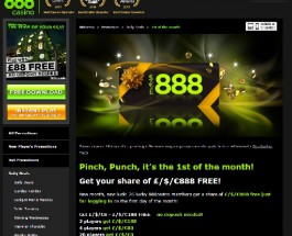 Enjoy Free Play and Win Cash at 888 Casino Today