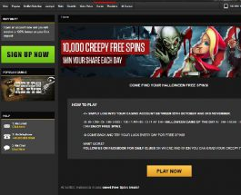 Win a Share of 10,000 Free Spins at NetBet