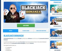 Enjoy Bonuses in BGO's Blackjack Bonanza