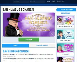 BGO Celebrates Countdown to Christmas with Bah Humbug Bonanza