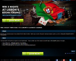 Win Trips to Top European Casinos at Gala Casino