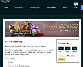 Claim a £500 Slots Bonus at Grosvenor Casino