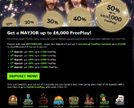 Get Up to £6,000 Free Play at 888 Casino This Month