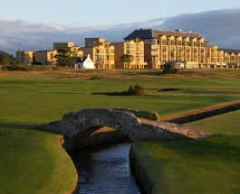 Win a Golf Getaway to St Andrews at Grosvenor Casino