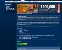 Win a Share of £200K in Betfred's Adventure Giveaway