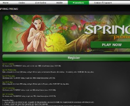Casino Luck Offers Spring Bonuses All Week