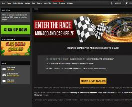 Win a Trip to Monaco GP and £5,000 Cash at NetBet Casino