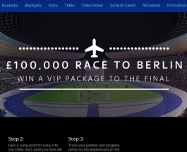 Win a Trip to Berlin with Sky Casino