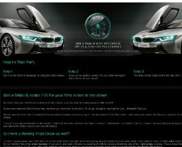 Win a BMW i8 at Sky Casino