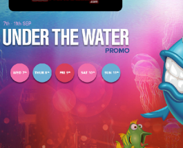 Next Casino Offers Five Days of Bonuses with Under The Water Promo