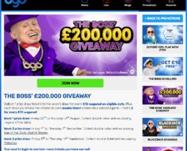 Win Up to £5K Cash This Week and Next at BGO Casino