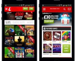 Bet and Get Free Spins at Ladbrokes Vegas