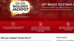 Win a £25,000 Cash Jackpot at Sky Vegas