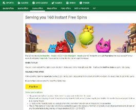 Earn Free Spins on Copy Cats Slot at Unibet Casino