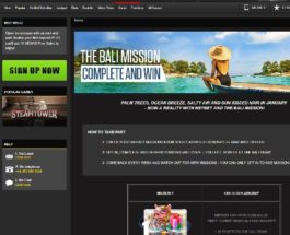 Win a Trip to Bali at NetBet Casino